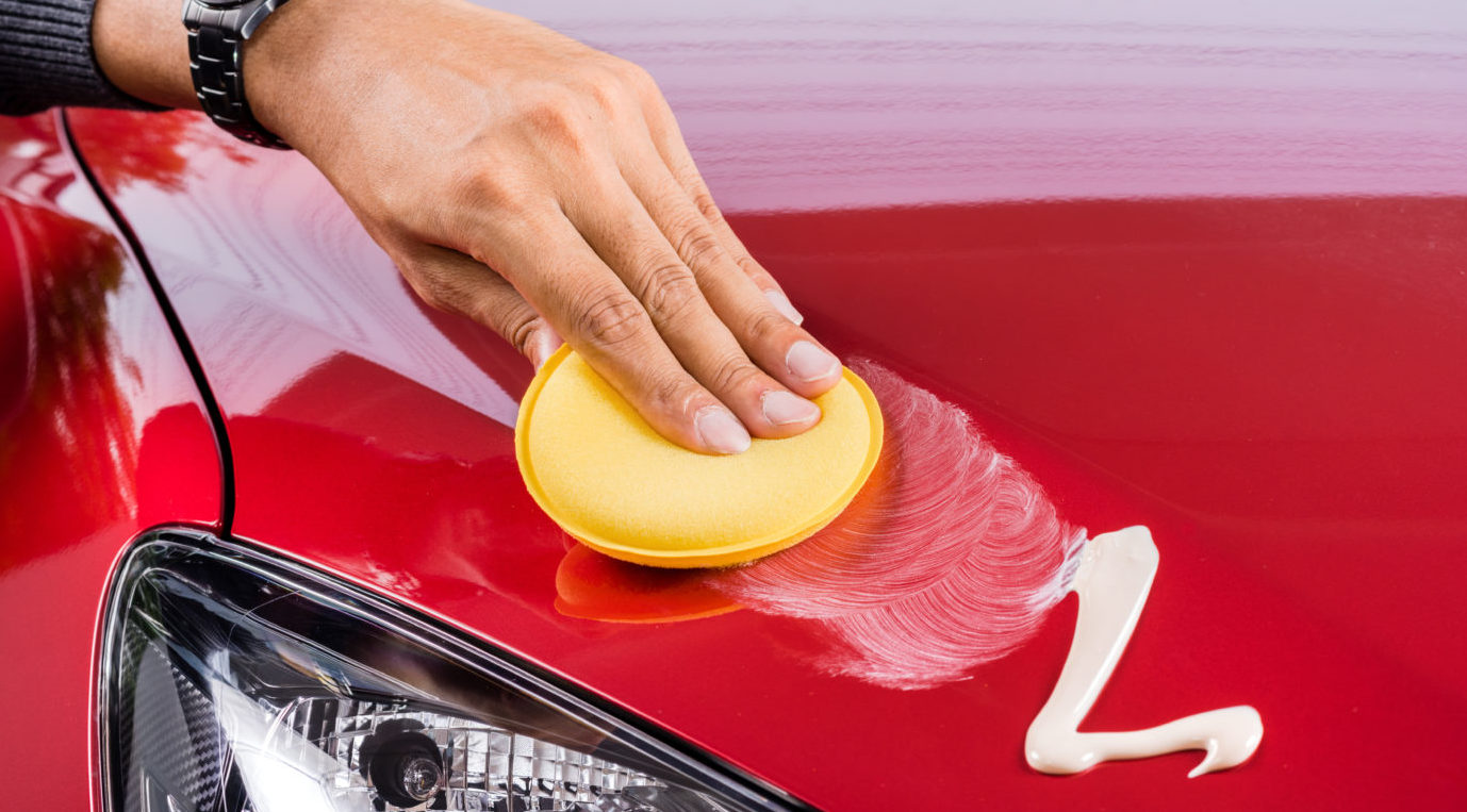 What are the benefits of polishing your car?