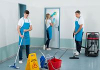 Reasons to acquire cleaning services for your office